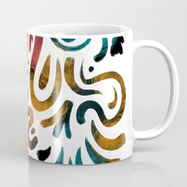 Abstract Party Coffee Mug