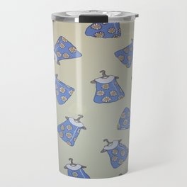 Children's Pattern Design - Dresses - Wild Veda Travel Mug