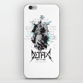 Deifix Angel of Mercy: 1 Chronicles 21:15 iPhone Skin