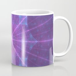 Infinite Power Grid Coffee Mug