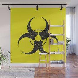 Biohazard Wall Mural