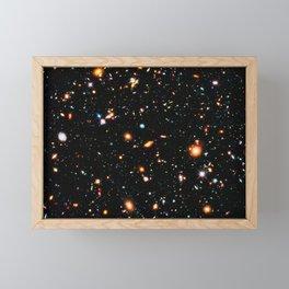 Hubble Extreme Deep Field Framed Mini Art Print