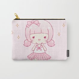 all pink Carry-All Pouch