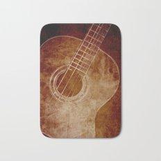 The Color of Music - Guitar Bath Mat