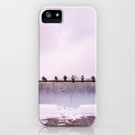 Winter Show iPhone Case