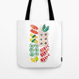 Sushi Collection Tote Bag