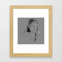 sammy Framed Art Print