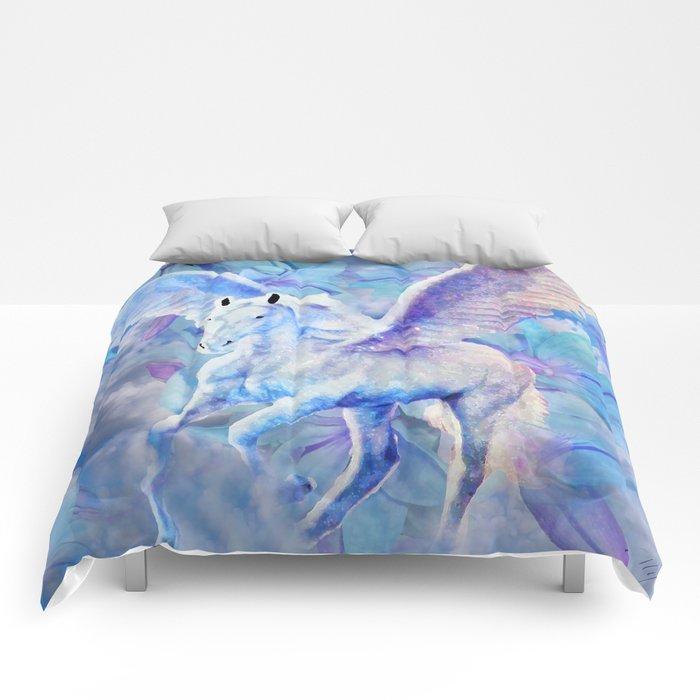 DREAM HORSE Comforters