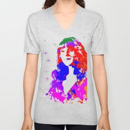 Magical Rowena Unisex V-Neck