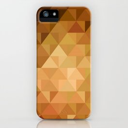 Low poly 5 iPhone Case