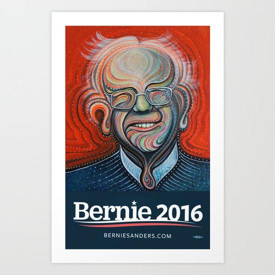 Bernie Sanders by nataliedoud
