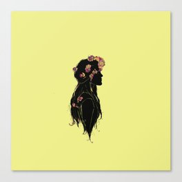 sweetninj Canvas Print