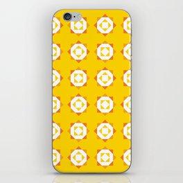 Maroccan Yellow Stars iPhone Skin