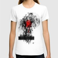 japan T-shirts featuring Japan by Annabelle Vauvrecy