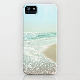 Good Morning Beautiful Sea iPhone Case