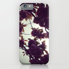 Evening Blossoms Slim Case iPhone 6s