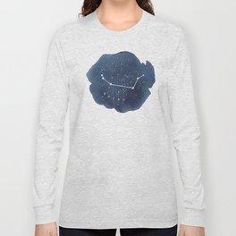 aries constellation zodiac Long Sleeve T-shirt