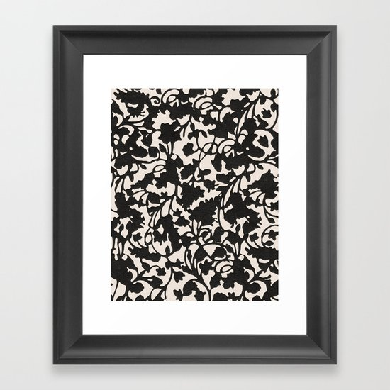 earth 1 Framed Art Print