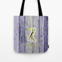 Pickett the Bowtruckle Tote Bag