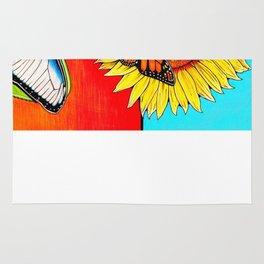 Sunflower Side Up Rug