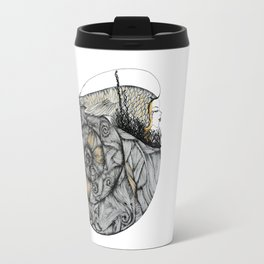 Mujer del Mar . Sea Woman. #1 Travel Mug