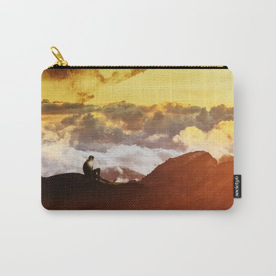 Ancient Thinker Carry-All Pouch