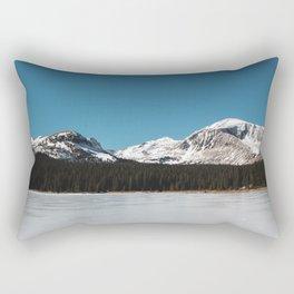 Winter is Comin Rectangular Pillow