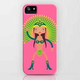 Brazil is Carnival  iPhone Case