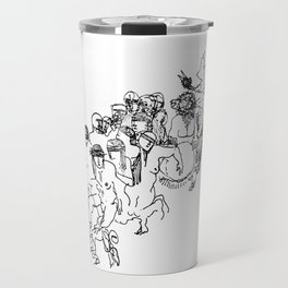 Second Line Travel Mug
