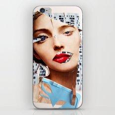 Make me beautiful | Collage iPhone & iPod Skin