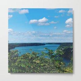 Niagara River Metal Print