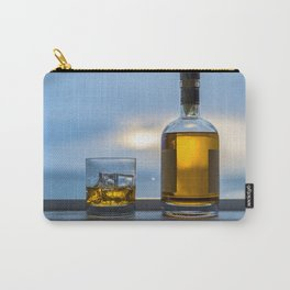 Evening Cocktail on Ice Carry-All Pouch