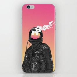 burnt iPhone Skin