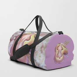 Perfect little chromodoris Duffle Bag