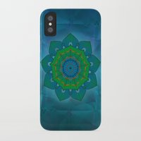 lotus iPhone & iPod Cases featuring Lotus by Angelo Cerantola