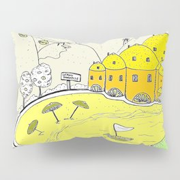 Lemon paradise Pillow Sham