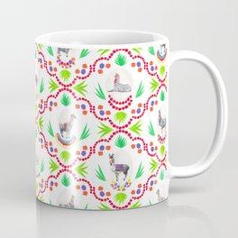 A Llama Folk Tale Coffee Mug
