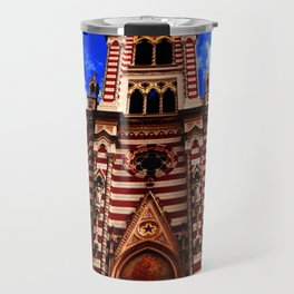 Church Bogota Colombia Travel Mug