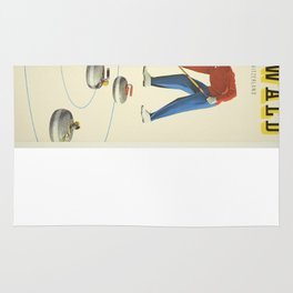 Vintage poster - Grindelwald Rug