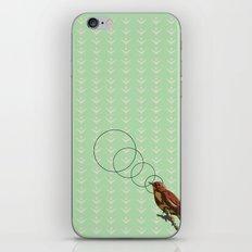 Nightingale iPhone & iPod Skin
