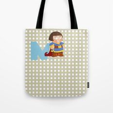 n for noble Tote Bag
