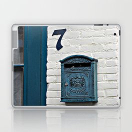 Letterbox at No. 7 Laptop & iPad Skin