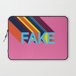 FAKE Laptop Sleeve