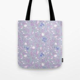 Fist Full of Lilacs Tote Bag