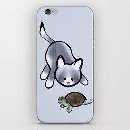 Best Friends: Stewie and Obi iPhone Skin