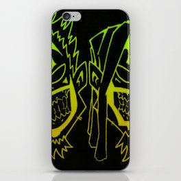 Icp heads iPhone Skin