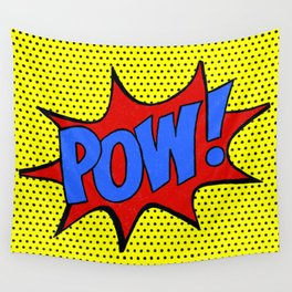 Pow! Wall Tapestry