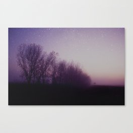 Time, Immemorial Canvas Print