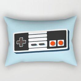 game time Rectangular Pillow