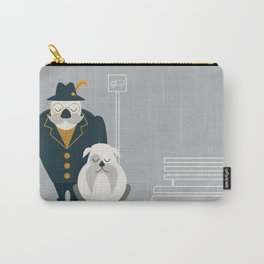 Mr. Mustachio Carry-All Pouch